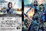 miniatura Alita Angel De Combate 2018 Custom V5 Por Lolocapri cover dvd