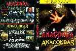 miniatura Anaconda 1 Y 2 Por Eltamba cover dvd