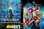 miniatura Aquaman 2018 Custom V2 Por Franvilla cover dvd