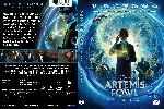 miniatura Artemis Fowl Custom V4 Por Caratulas Fyj cover dvd