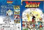 miniatura Asterix El Galo Largometraje Remasterizado Por Centuryon cover dvd