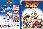miniatura Asterix Y Cleopatra Largometraje Remasterizado Por Centuryon cover dvd