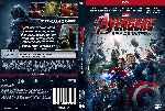 miniatura Avengers Era De Ultron Custom Por Misterestrenos cover dvd