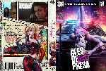 miniatura Aves De Presa Y La Fantabulosa Emancipacion De Harley Quinn Custom V5 Por Lionel 0119 cover dvd