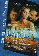 miniatura Bajo La Arena 2000 Cine Con Firma Inlay 01 Por Ximo Raval cover dvd