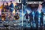 miniatura Barrenderos Espaciales Custom Por Baidisel cover dvd