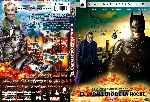 miniatura Batman El Caballero De La Noche Custom V02 Por Skywalker2099 cover dvd