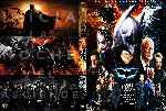 miniatura Batman El Caballero De La Noche Trilogia V2 Por Morgandexter cover dvd
