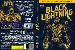 miniatura Black Lightning Temporada 01 Custom Por Lolocapri cover dvd