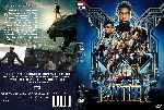miniatura Black Panther 2018 Custom Por Franvilla cover dvd