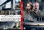 miniatura Bron El Puente Broen Temporada 02 Custom Por Mackintosh cover dvd