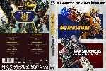 miniatura Bumblebee Transformers Coleccion 5 Peliculas Custom Por Mrandrewpalace cover dvd
