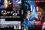 miniatura Capitan America Civil War Custom V5 Por Lolocapri cover dvd