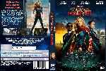 miniatura Capitana Marvel Custom V2 Por Lolocapri cover dvd