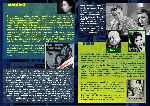 miniatura Cara De Angel Coleccion Grandes Mitos Del Cine Inlay 02 Por Ximo Raval cover dvd