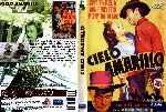miniatura Cielo Amarillo Por Mister242 cover dvd
