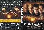 miniatura Ciudad Sin Ley Edison Custom Por Jrc cover dvd