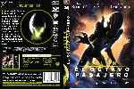 miniatura Coleccion Aliens Y Depredadores Volumen 01 Alien El Octavo Pasajero Custom Por Barceloneta cover dvd