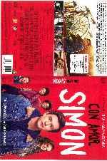 miniatura Con Amor Simon Por Songin cover dvd
