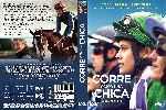 miniatura Corre Como Una Chica Custom Por Picki cover dvd