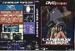 miniatura Cowboy Bebop Volumen 01 Dvd Manga Por Centuryon cover dvd