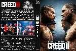 miniatura Creed Ii Defendiendo El Legado Custom Por Sergio28381 cover dvd
