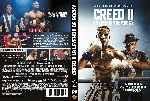 miniatura Creed Ii La Leyenda De Rocky Custom V2 Por Lolocapri cover dvd