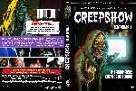 miniatura Creepshow Temporada 01 Custom Por Lolocapri cover dvd