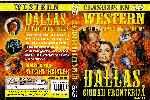 miniatura Dallas Ciudad Fronteriza Western Clasicos En Dvd Region 4 Por Lonkomacul cover dvd