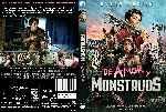 miniatura De Amor Y Monstruos Custom Por Lolocapri cover dvd