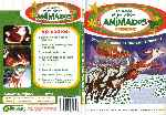 miniatura Dibujos Animados De Navidad Volumen 01 La Mania De Los Dibujos Animados Por Kosuga cover dvd