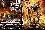 miniatura Dioses De Egipto Custom V2 Por Lolocapri cover dvd