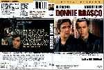 miniatura Donnie Brasco Custom Por Fable cover dvd