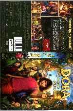 miniatura Dora Y La Ciudad Perdida Por Songin cover dvd