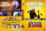 miniatura Dos Pavos En Apuros Custom Por Fable cover dvd