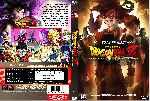 miniatura Dragon Ball Z La Batalla De Los Dioses Custom Por Fable cover dvd