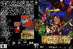 miniatura Dragones Y Mazmorras Serie Completa Custom Por Tnarg cover dvd