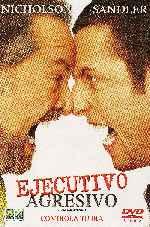 miniatura Ejecutivo Agresivo 2003 Inlay 01 Por Tetetete cover dvd