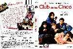 miniatura El Club De Los Cinco Region 4 Por Darknemeziz cover dvd