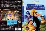 miniatura El Emperador Y Sus Locuras Clasicos Disney Por El Verderol cover dvd