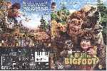 miniatura El Hijo De Bigfoot Por Songin cover dvd