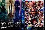 miniatura El Protegido Fragmentado Glass Trilogia Custom Por Morgandexter cover dvd