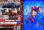 miniatura El Regreso De Mary Poppins Custom Por Franvilla cover dvd