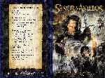 miniatura El Senor De Los Anillos El Retorno Del Rey Inlay 01 Por Fable cover dvd