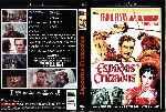 miniatura Espadas Cruzadas Cine Clasico Por Georgetaylor cover dvd