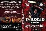 miniatura Evil Dead Trilogia Custom V3 Por Lolocapri cover dvd