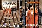 miniatura Ex Convictos Temporada 01 Custom Por Lolocapri cover dvd