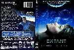miniatura Extant Temporada 01 Custom V2 Por Lolocapri cover dvd