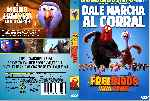 miniatura Free Birds Vaya Pavos Custom Por Fable cover dvd