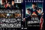 miniatura Fuerza Antigangster Custom V2 Por Kal Noc cover dvd
